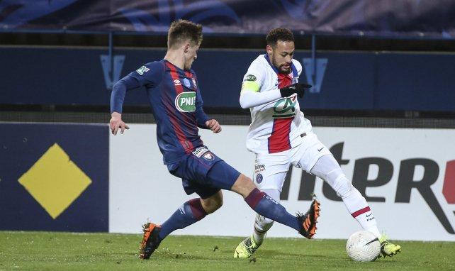 PSG : Neymar et Verratti à l'entraînement collectif mais...