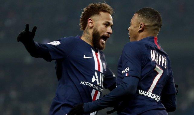 Le PSG calme le jeu autour de Kylian Mbappé et Neymar