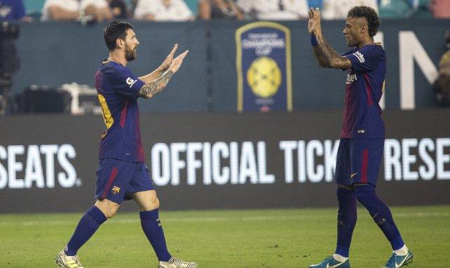 PSG : Neymar annonce qu'il veut rejouer avec Lionel Messi la saison prochaine !