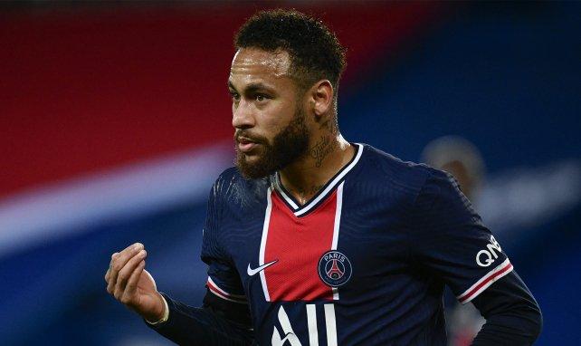 Neymar est de retour.