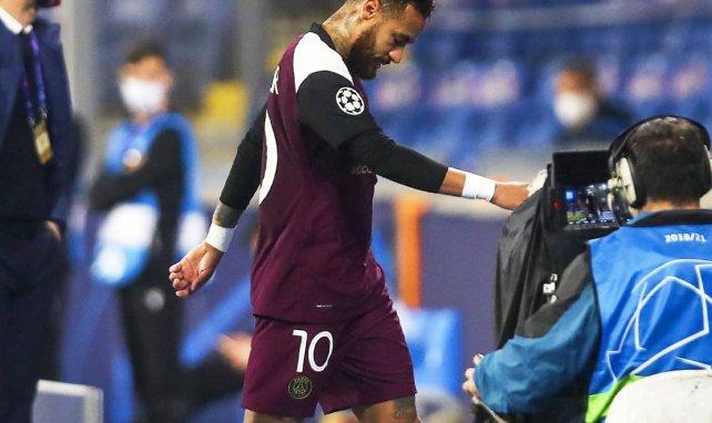 Le PSG fixe une date de retour à la compétition pour Neymar