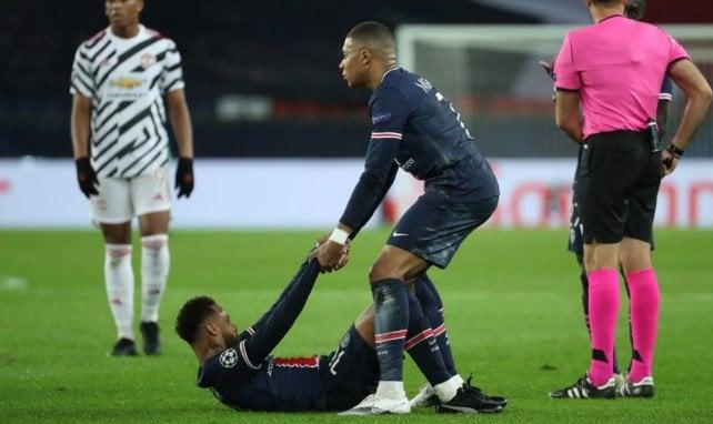 PSG : Neymar et Kylian Mbappé sont passés à côté