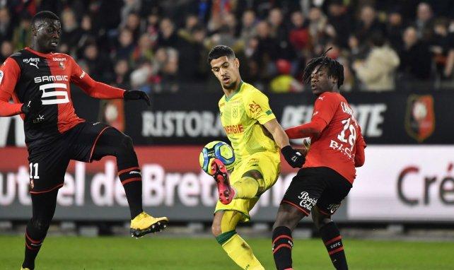 Rennes : le président Holveck calme le jeu pour M'Baye Niang et Eduardo Camavinga