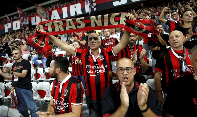 Ligue 1 : Nice sans ses supporters face à Lens