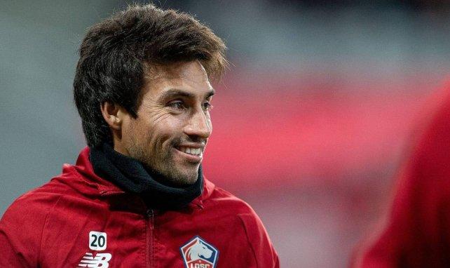 Nico Gaitan va passer sa visite médicale à Braga
