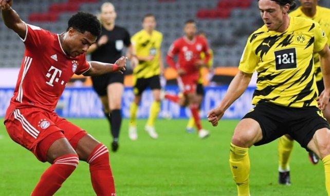 Nico Schulz avec le Borussia Dortmund