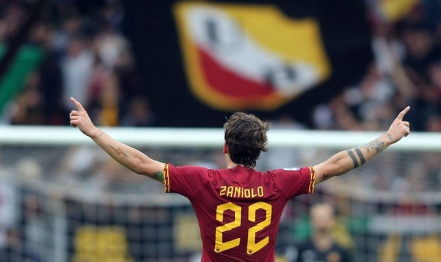 L'AS Rome veut conserver Zaniolo et Pellegrini