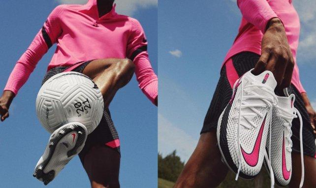 Nike lance une nouvelle chaussure de foot qui réinvente le