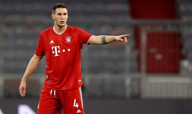 Niklas Süle avec le Bayern Munich