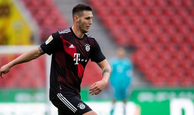 Niklas Süle avec le Bayern contre Cologne