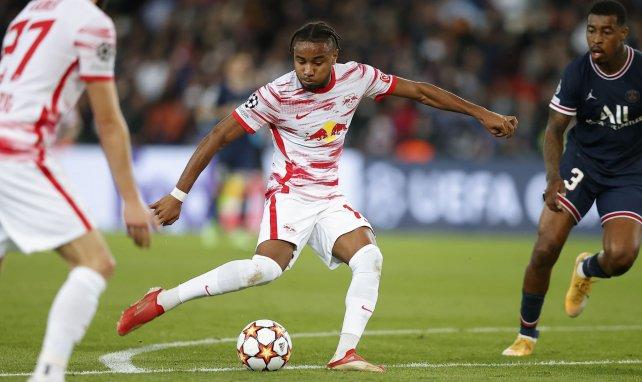 RB Leipzig : Christopher Nkunku s'est rappelé au bon souvenir du PSG