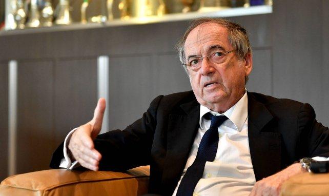 Droits TV : Noël Le Graët très inquiet pour le football français