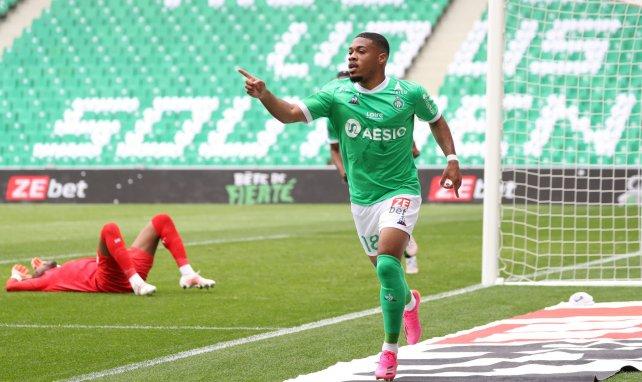 Ligue 1 : l'ASSE prend le meilleur sur un OM décevant