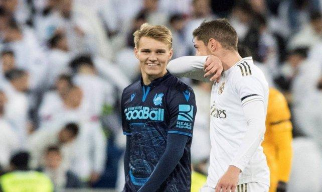 Real Madrid : Séville fonce sur Martin Ødegaard