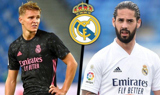 Real Madrid : Martin Ødegaard et Isco ont pris leur décision