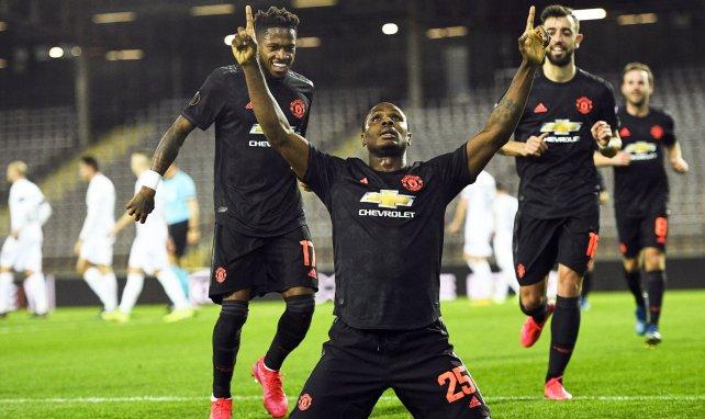 Odion Ighalo reste à Manchester United jusqu'en janvier