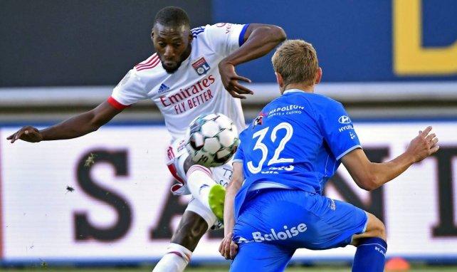 Karl-Toko Ekambi buteur avec l'Olympique Lyonnais