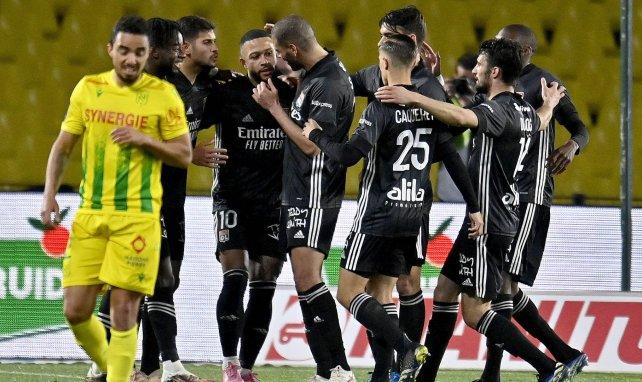 FC Nantes-Olympique Lyonnais : les notes du match
