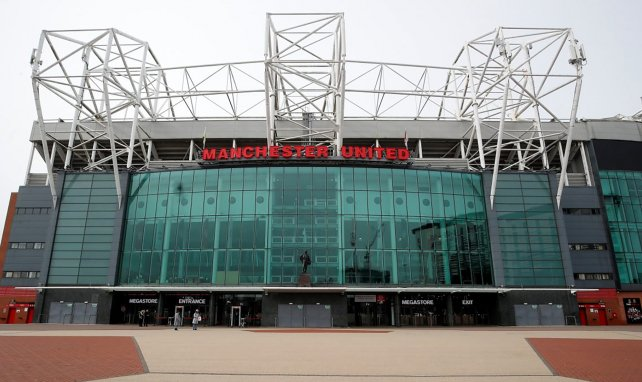 Old Trafford, le stade de Manchester United
