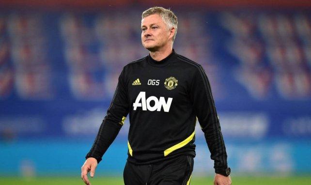 Manchester United : le discours désabusé de Solskjaer sur le mercato