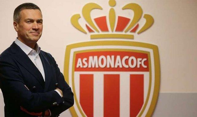Oleg Petrov, patron de l'AS Monaco
