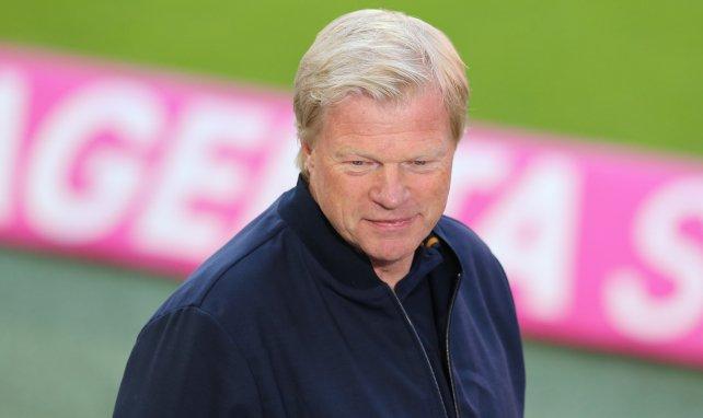 Vorstandsvorsitzender beim FC Bayern: Oliver Kahn