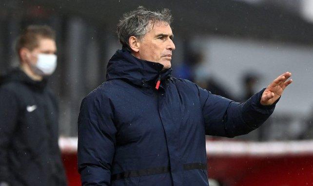 Olivier Dall'Oglio, l'entraîneur du SB29