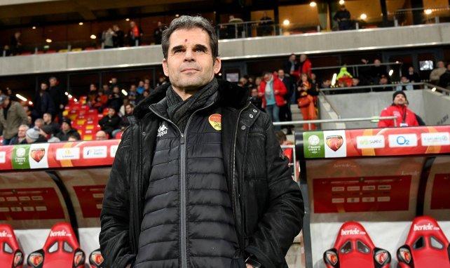 Ollé-Nicolle nommé entraîneur (off.) — Le Mans