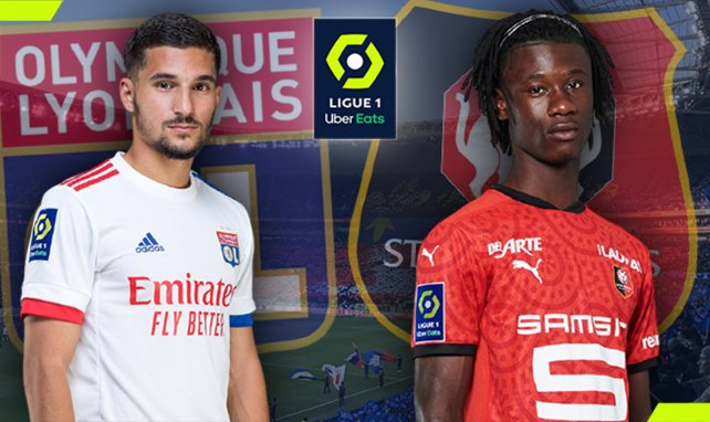 OL - Rennes : les compositions probables