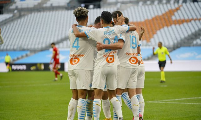 OM - FC Lorient : les notes du match
