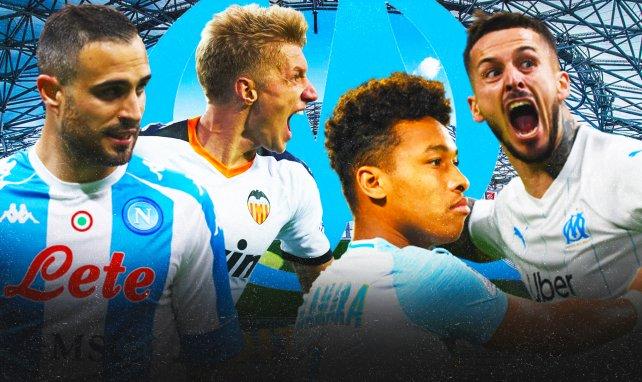 JT Foot Mercato : l'Olympique de Marseille en fusion