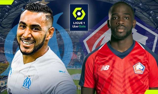 OM-LOSC : les compositions officielles !