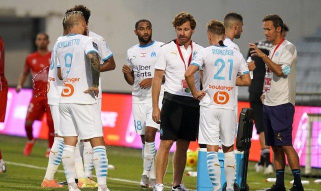 OM : André Villas-Boas joue la montre pour l'arrivée d'un n° 9 mais...