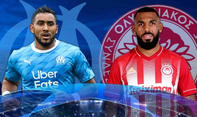 OM - Olympiakos : les compositions officielles