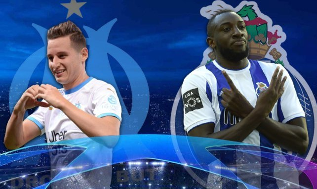 OM-FC Porto : les compositions probables