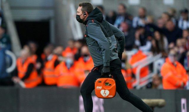 Premier League : Newcastle-Tottenham interrompu en raison d'un malaise