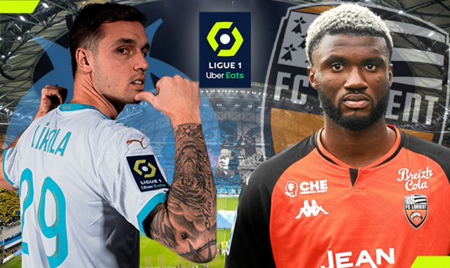 OM - Lorient : les compositions probables