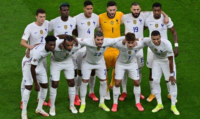 Classement FIFA : la France remonte sur le podium, la Belgique tremble