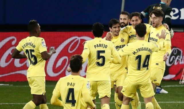 Liga : Villarreal se balade sur la pelouse de Levante