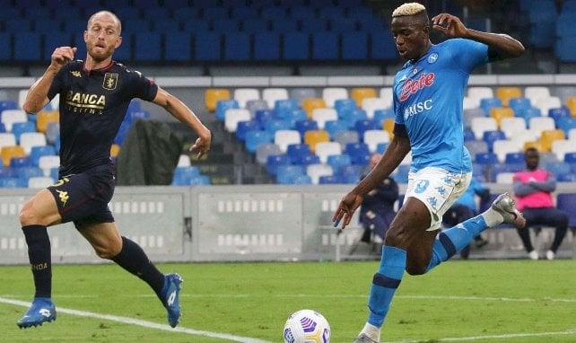 Le Genoa annonce 14 positifs au Covid-19