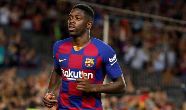 FC Barcelone : Ousmane Dembélé envoie encore valser un prétendant