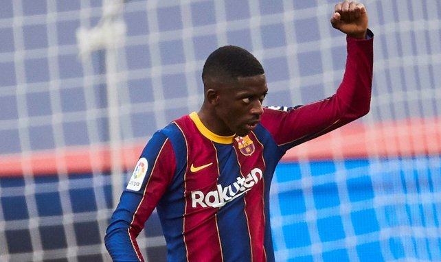 Vidéo : le joli but d'Ousmane Dembélé avec le FC Barcelone contre Séville