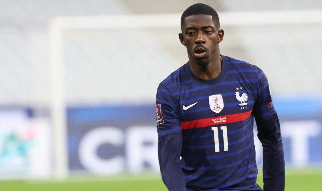 Ousmane Dembélé dévoile son entraîneur préféré