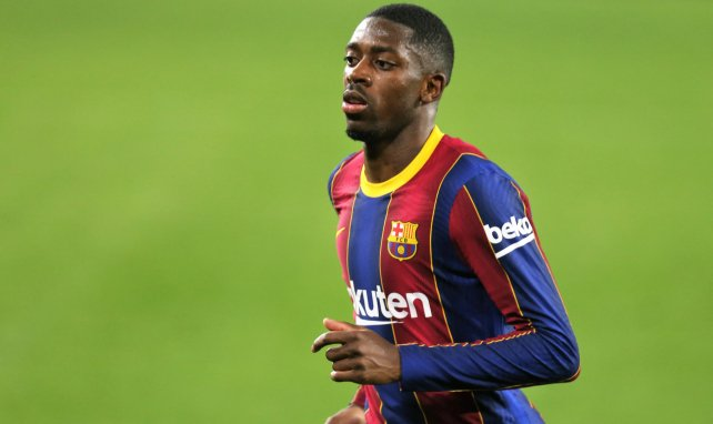 Mercato FC Barcelone : Ousmane Dembélé, c'est flou