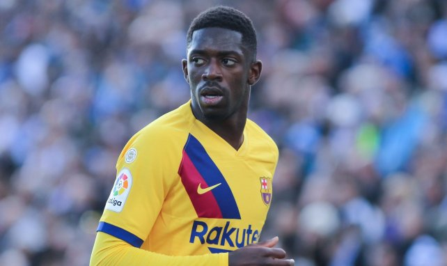 Le Barça rembarre Ousmane Dembélé