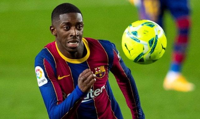 Ousmane Dembélé dévoile son étonnant surnom dans le vestiaire du FC Barcelone