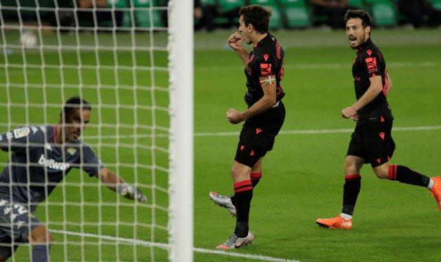 Liga : la Real Sociedad ne fait qu'une bouchée du Betis