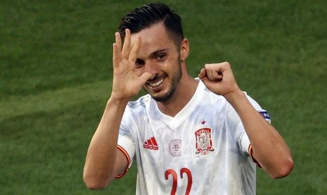 Euro 2020, Espagne : l'invité surprise Pablo Sarabia gagne du terrain