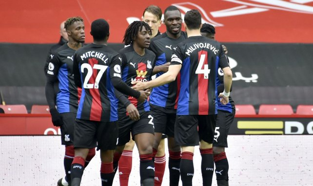 Premier League : Crystal Palace enfonce Sheffield United
