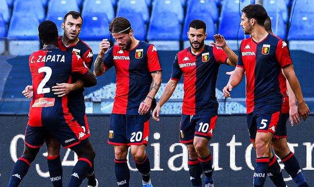 Une offre de rachat pour le Genoa
